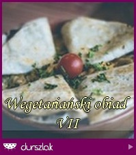 Wegetariański obiad VII