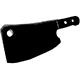 Facet z nożem